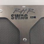 Radiator Screen Mud Shredder Close-up