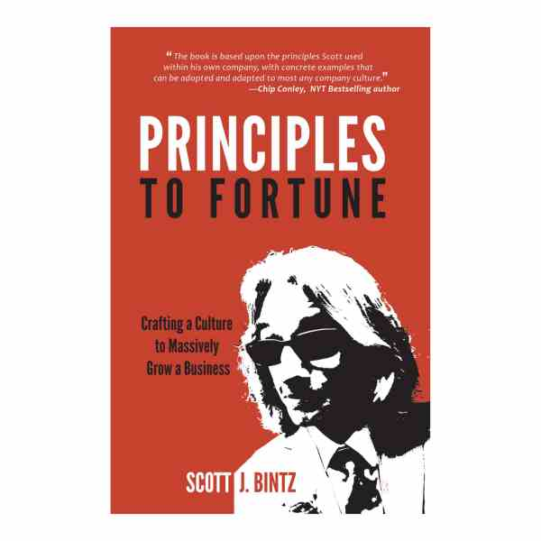 Principles to Fortune - Paperback - 978-0999623404