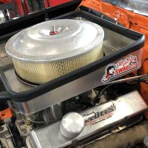 Cool Air Box on Street Stock