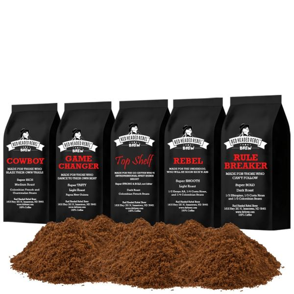 RHR Brew Coffee Power Pack