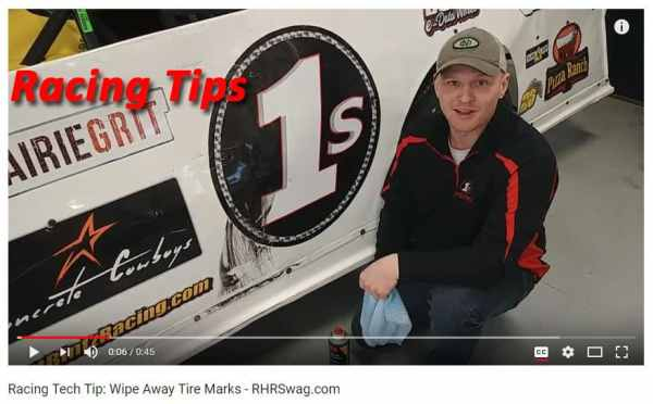Racing Tech Tips From RHRSwag
