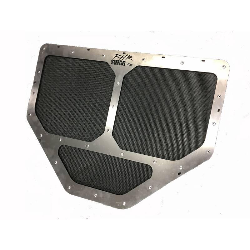 MD3 Yellow Modified Rocker Panel Kit
