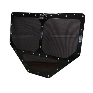 RHR Blackout Modified Radiator Screen Mud Shredder