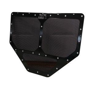 RHR Blackout Modified Radiator Screen Mud Shredder
