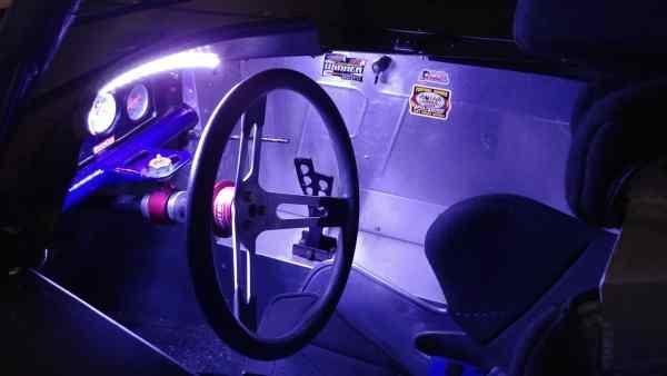 """RHR Hardwire LED Lights - 12"""" Cockpit Light"""