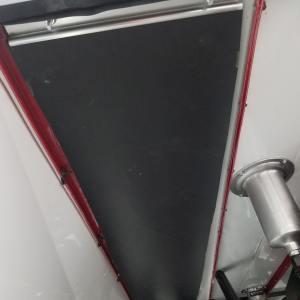 RHR Mud Shredders Installed