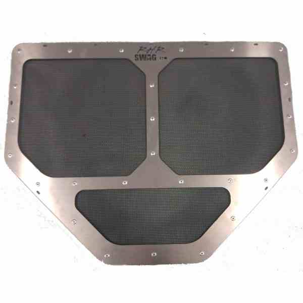 Radiator Screen Mud Shredder