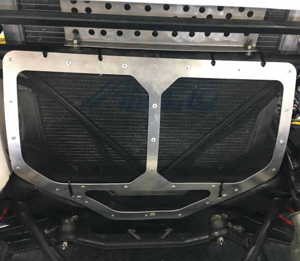 RHR Radiator Screen Mud Shredder