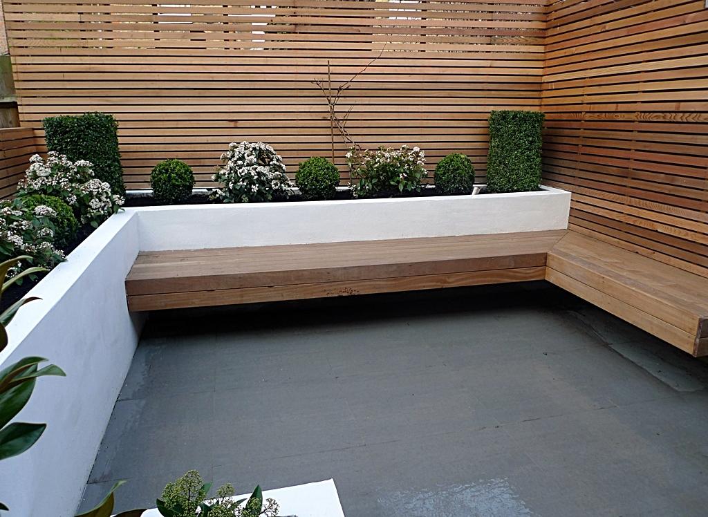 Contemporary Family Garden Design Ideas Interior Designs Modern