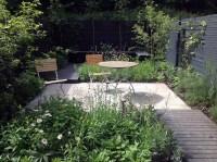 Modern urban garden design Dulwich Peckham Clapham ...