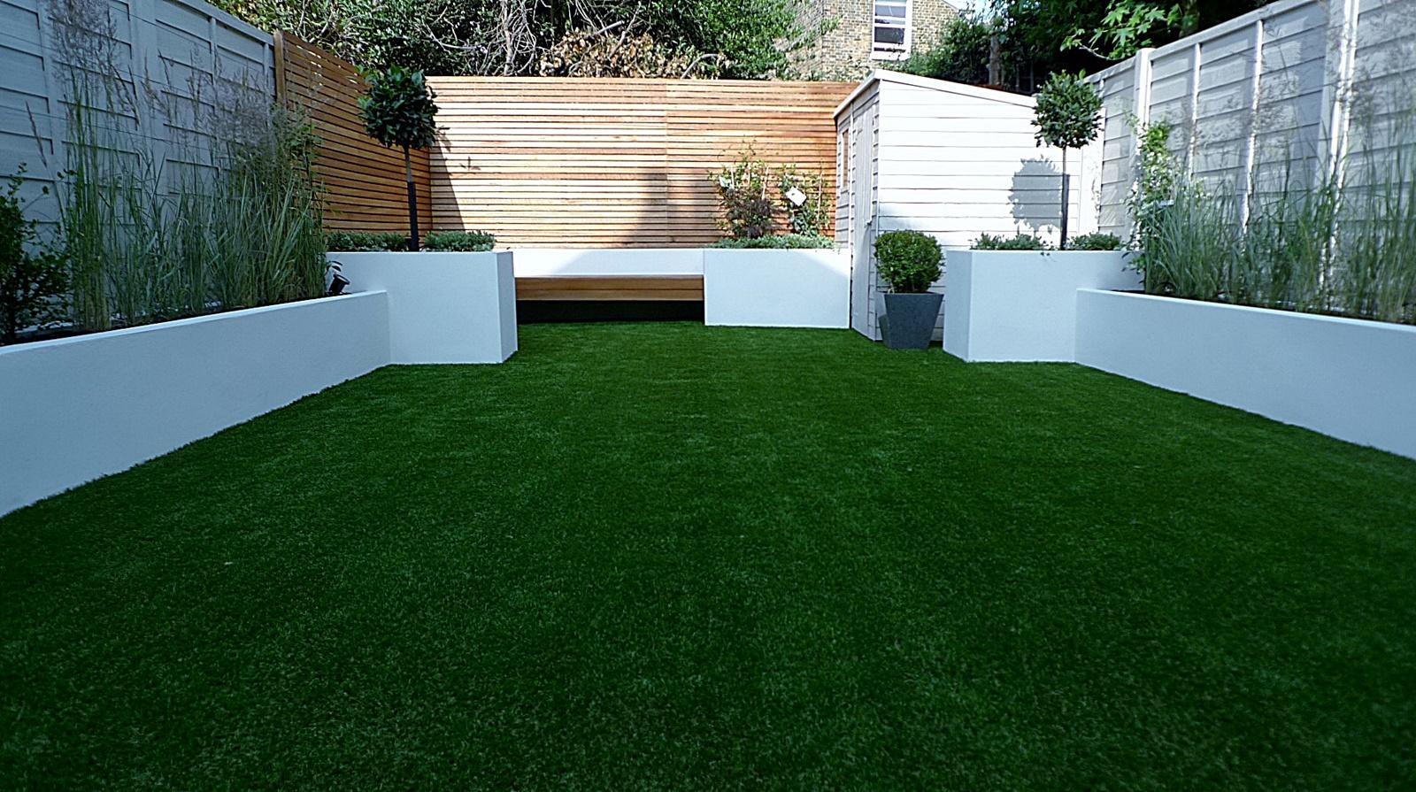 Rendered Garden Walls Ronniebrownlifesystems