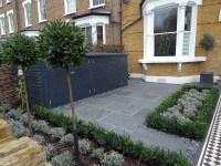 Slate Tile Garden Path - Garden Ftempo