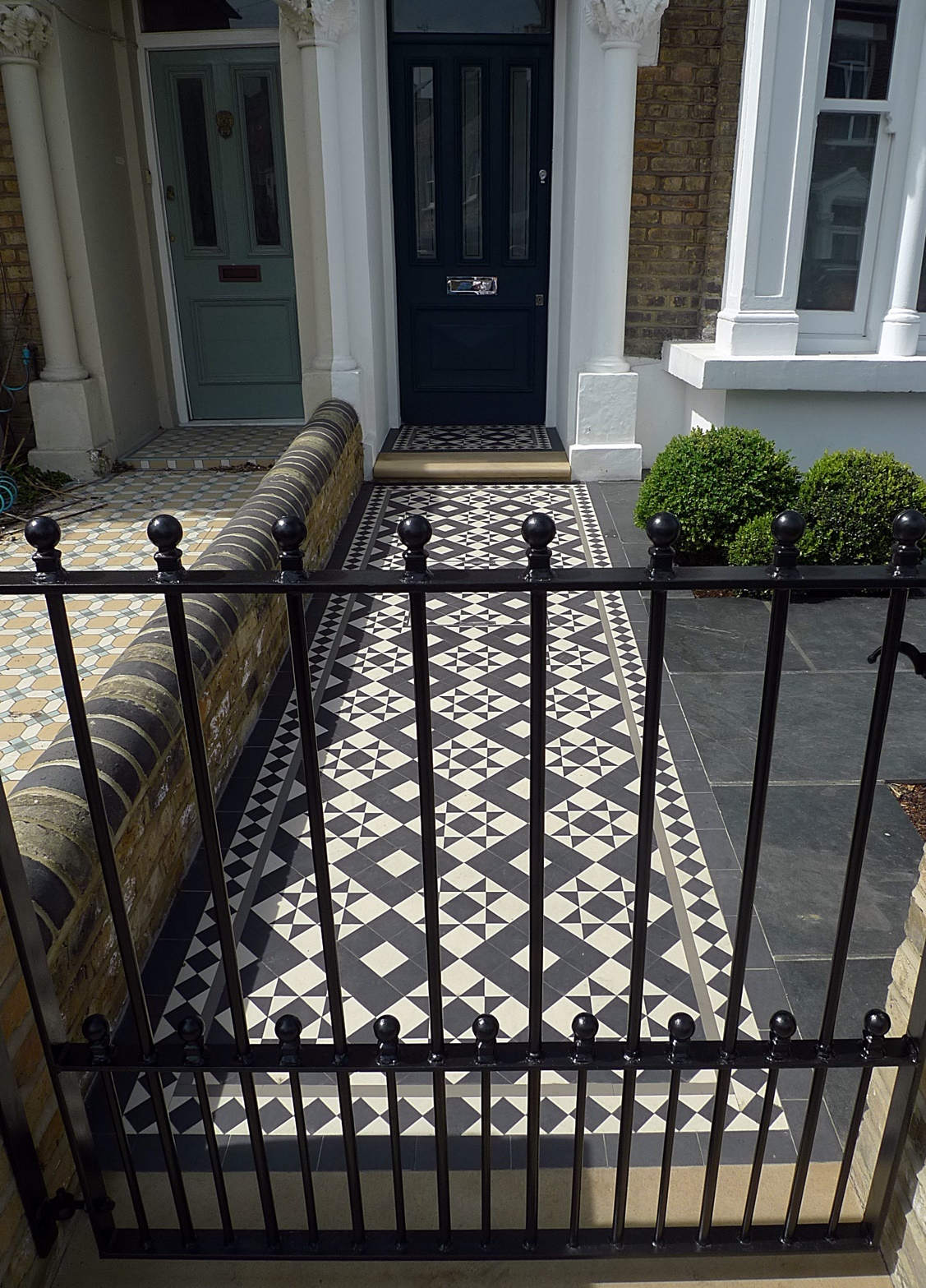 Front Garden Design Company London London Garden Blog
