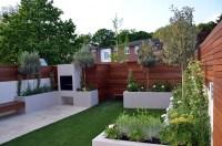 Modern garden design Fulham Chelsea Clapham Battersea ...
