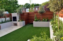 Modern Garden Design London