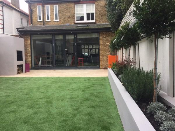 small garden design minimalist