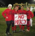 Erin Pratt, Leah O'Bryan, Angelica Calderon and Dawn Bille.