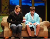 """Alyssa Collins as Gayle and Chris Catania as Lendall in """"Getting It Back"""""""