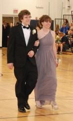 Keith Spaulding and Bailey Olsen
