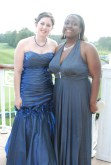 Rebecca McDonald and Jania Gilstrap