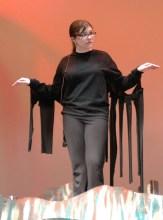 "Shandi Austin is a ""Kite,"" or a bird, in The Jungle Book."
