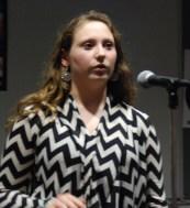 "Hannah Millen performs ""Barter"" by Sarah Teasdale"