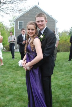 Emily Beatrice and Mike Leavitt