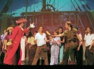The Theater Guild's production of Peter Pan closed out the year in style.