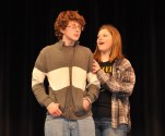 "Ryan Struzziery and Kalee Lucier-Hill sing ""I Should Tell You"" from Rent"