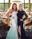 Kaylee Ellis and Makayla Wright