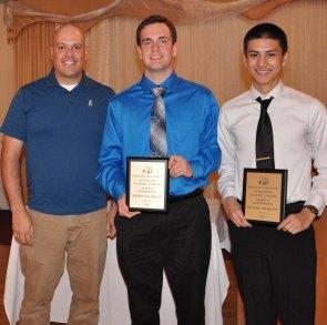 Mr. Casagrande, Joseph Naughton and Michael Belmonte