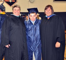 Ms. Paulding, Stephen Shorrock and Mrs. McGonnigal