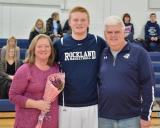 Ryan Leavitt with his parents