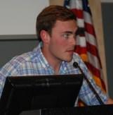 SGC Publicity Coordinator, Adam Royle