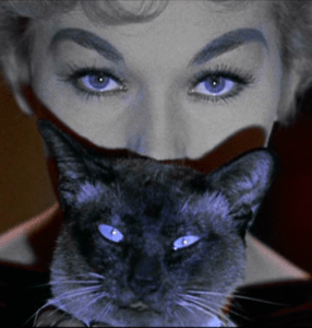 Gillian and Pyewacket