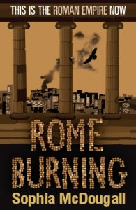 Rome Burning cover art