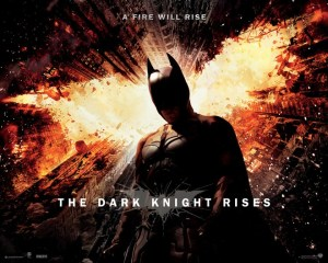 Poster: The Dark Knight Rises