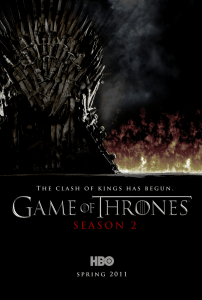 Game of Thrones Season 2 Promo 'The Clash of Kings has begun'