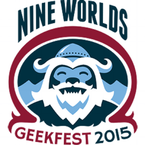 Nine Worlds 2015 logo