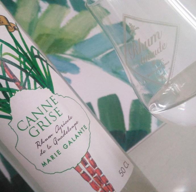 Rhum Blanc Bielle Canne Grise 59 [33/365]