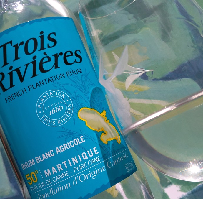 Rhum Trois Rivières Blanc 50 – Martinique [13/365]