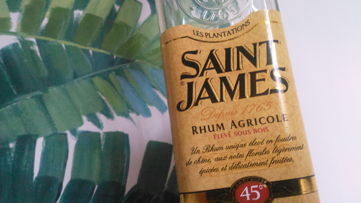 Saint James Royal Ambré – Rhum vieux [47/365]