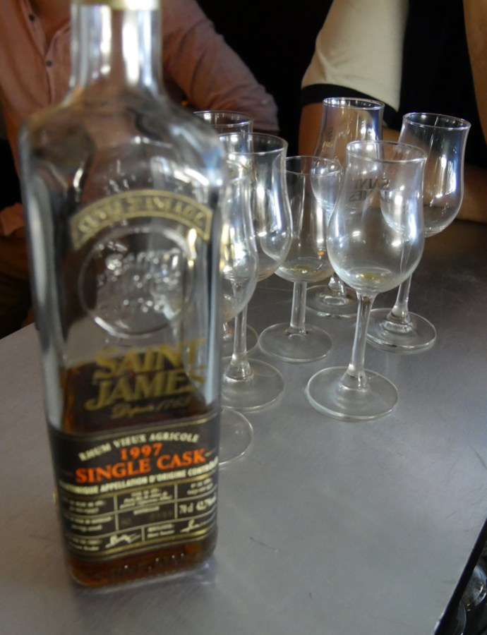 Saint James Single cask 1997 [41/365]