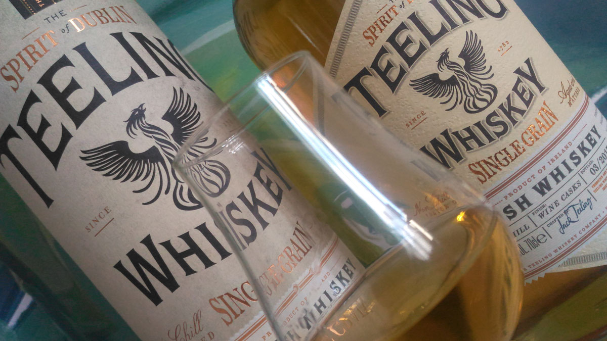 Teeling Whiskey Single Grain [37/365]