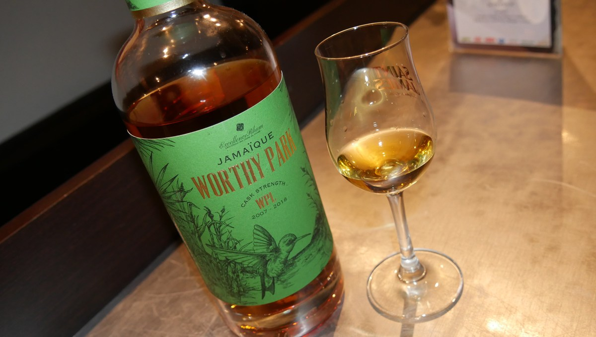 Excellence Rhum Worthy Park – Collection 2018 [82/365]