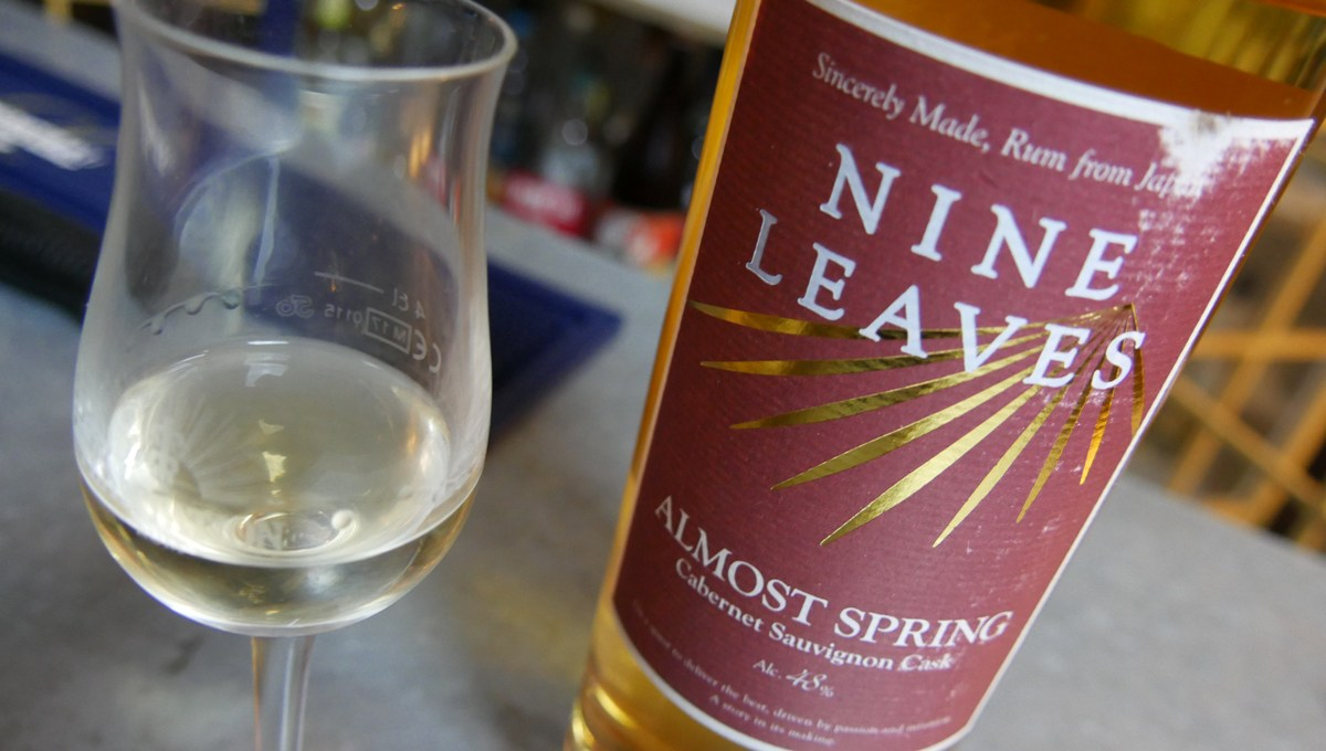 Nine Leaves Almost Spring – Cabernet Sauvignon Cask [75/365]