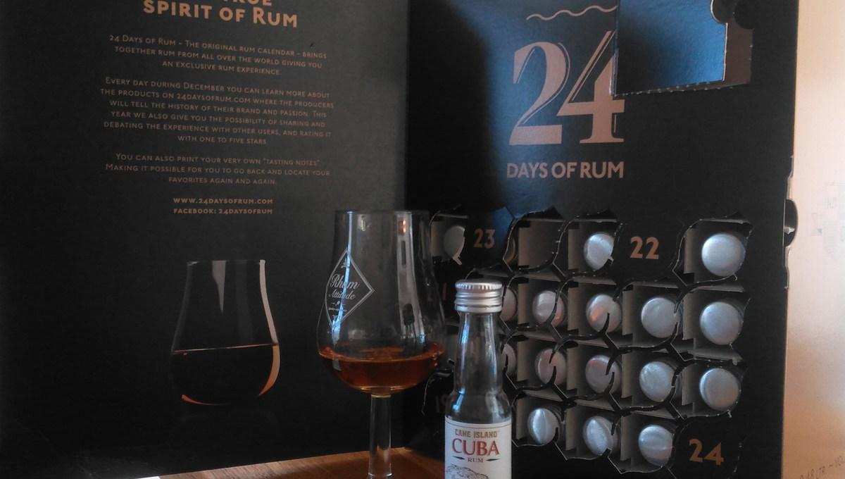 Cane Island Cuba Rum [145/365]