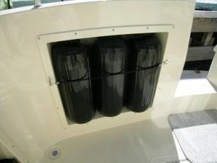 Fender storage