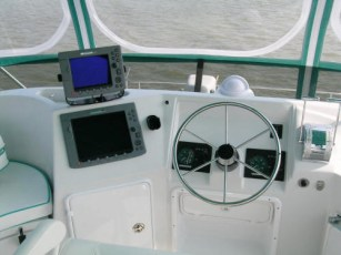 Additional flybridge instrumentation