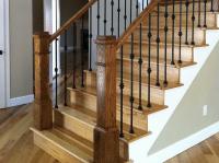 Hardwood Floor Stairs | Real Hardwood Floors | Vancouver ...